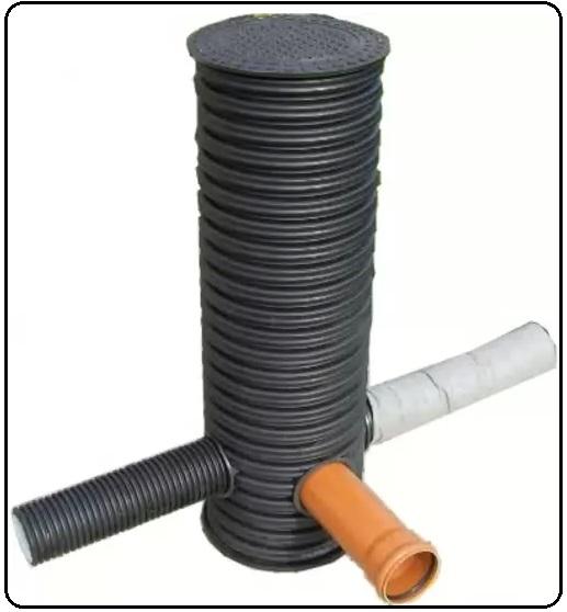 Дренаж колодцы трубы