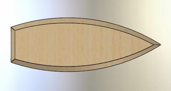 как сделать деревянную лодку плоскодонку своими руками