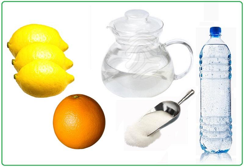 Как сделать домашний газированный лимонад в домашних условиях 654