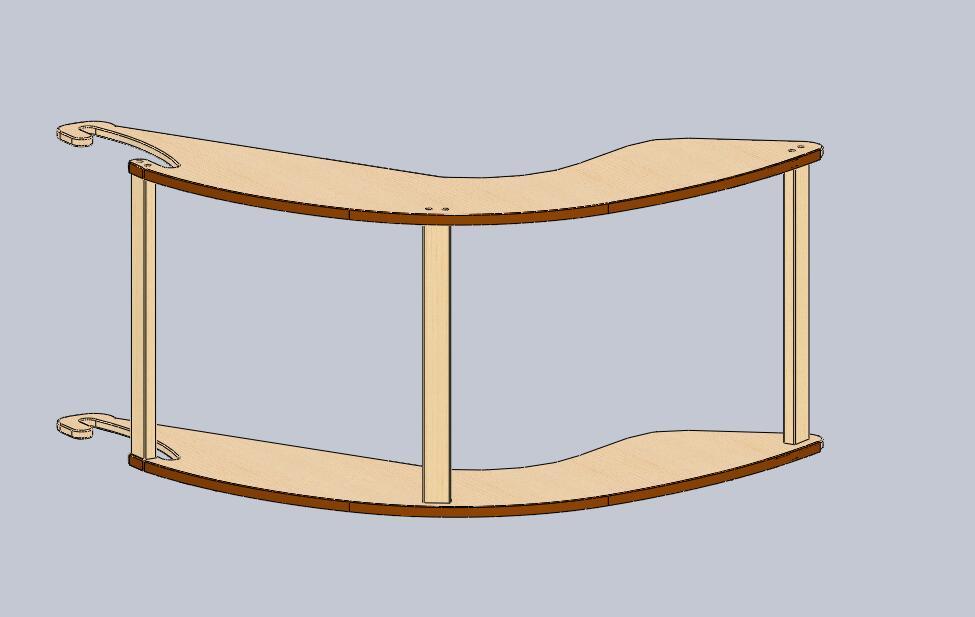 Как сделать кресло качалку из дерева своими