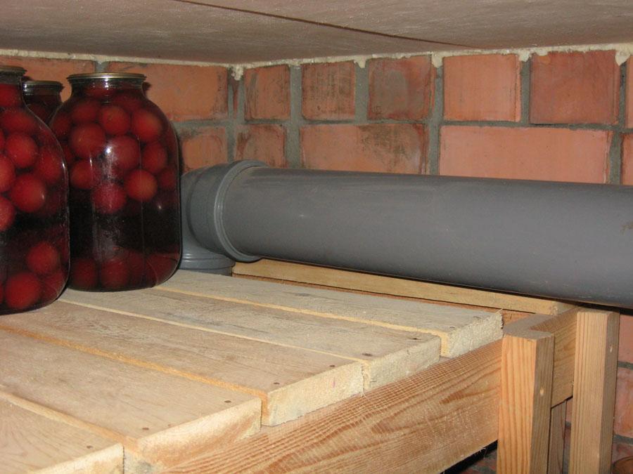 фото вентиляционных систем в погребе дверей для балкона