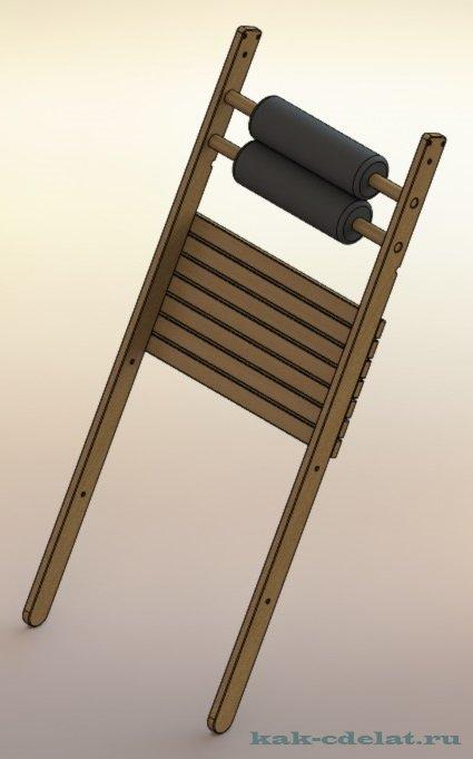 Как сделать кресло своими руками размеры фото 314