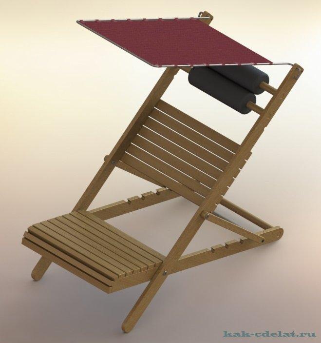Как сделать кресло своими руками размеры фото 987