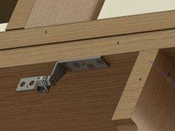 Кухонный откидной стол своими руками фото 891