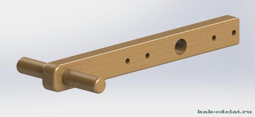 вешалка деревянная для одежды напольная фото