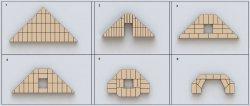 Как построить камин своими руками в доме