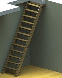 Чердачные лестницы своими руками как сделать лестницу