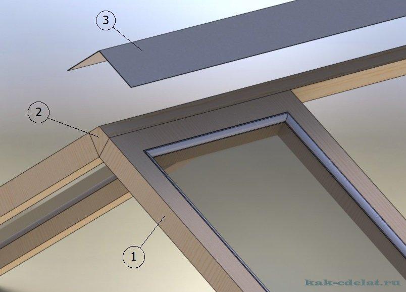 Как изготовить окно своими руками 19