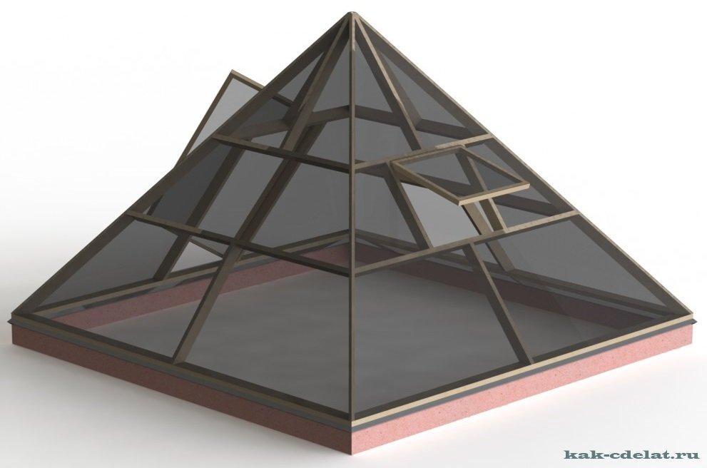 Блог.ру - dtrimarchi - Как самому сделать мини пирамиду