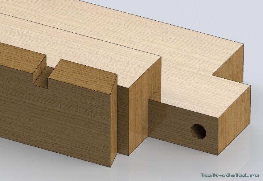 Деревянная коробка для окна своими руками 47