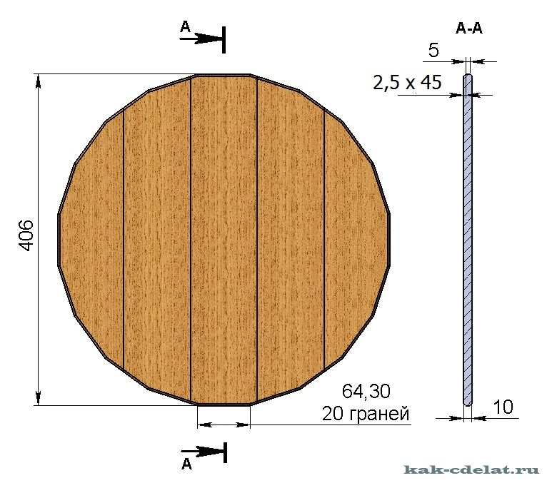 Как сделать деревянную бочку своими руками из досок