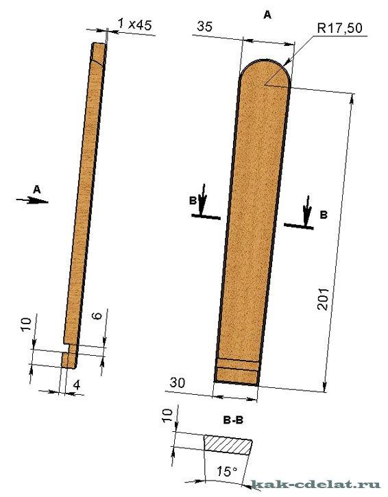 Как сделать дубовую кадку своими руками 14